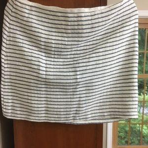 Summer cotton skirt
